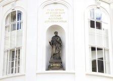 Kapel van St Kruis Royalty-vrije Stock Afbeelding