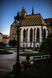 Kapel van St Michael in Kosice Royalty-vrije Stock Afbeelding