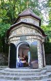 Kapel van St Sergius van Radonezh op het gebied van Gelendzhik (Krasnodar, Rusland) Royalty-vrije Stock Afbeelding
