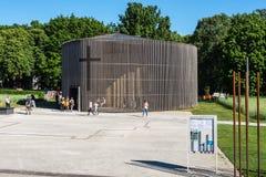 Kapel van Verzoening in Berlijn, Duitsland royalty-vrije stock afbeelding