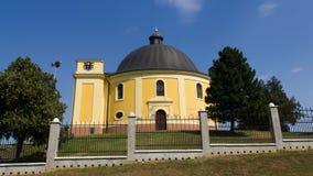 Kapela Mira - Vredeskapel Stock Foto's