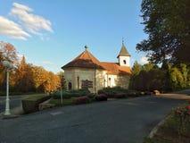 kapell royaltyfri foto