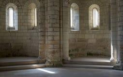 Kapell av abbotskloster Arkivfoto