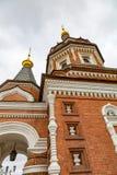 Kapell av Alexander Nevsky i Yaroslavl, Ryssland Royaltyfria Bilder