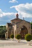 Kapell av den verkliga Santuarioen de San Jose de la Montaña Arkivfoton