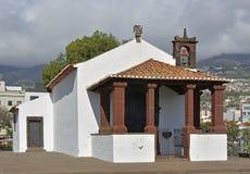 Kapell av helgonet Catherine i Funchal, madeira, Portugal Arkivfoton