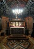 Kapell av helgonet Charles Borromeo - grav av St Charles Arkivfoton