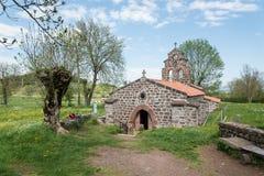 Kapell av helgonet-Roch i Frankrike Fotografering för Bildbyråer