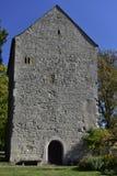 Kapell av St Blasius i Rothenburg obder Tauber, Tyskland Royaltyfri Bild