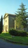 Kapell Bracciano, Italien Arkivbild