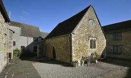 kapell för 17th århundrade Arkivfoton