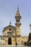 Kapell i Cuernavaca Royaltyfria Bilder