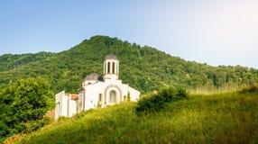 Kapell i lantlig Bulgarien arkivfoton