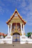 Kapell i tempel royaltyfri foto