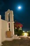 kapell ortodoxa greece Royaltyfri Bild
