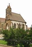Kapell St Michael i Kosice slovakia Fotografering för Bildbyråer