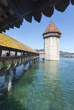 Kapellbrücke, Lucerne Royalty Free Stock Photography