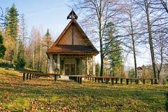 Kapelle Lizenzfreie Stockfotos