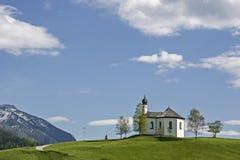 Kapelle in Achenkirch bei Achensee Lizenzfreie Stockfotos