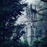 Kapelle bei Kylemore Lizenzfreie Stockfotos