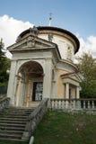 7. Kapelle bei Sacro Monte di Varese Italien Lizenzfreies Stockbild