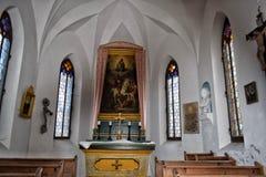 Kapelle de Schloßberg Fotografía de archivo libre de regalías
