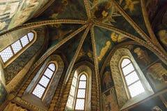 Kapelle der Heiligen Dreifaltigkeit in Lublin, Polen Lizenzfreies Stockfoto