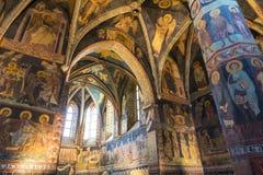 Kapelle der Heiligen Dreifaltigkeit in Lublin, Polen lizenzfreie stockfotografie