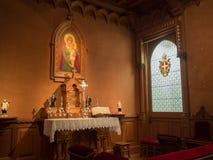 Kapelle der Königin Maria Pia lizenzfreies stockfoto