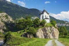 Kapelle der Unbefleckten Empfängnis im Wirsing Lizenzfreie Stockfotografie