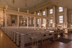Kapelle der Unbefleckter Empfängnis in Mundelein Stockfoto