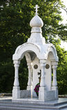 Kapelle der Verteidiger des Vaterlands Kaliningrad, Russland Lizenzfreie Stockfotografie