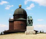 Kapelle des Heiligen Cyril und Methodius Lizenzfreies Stockfoto