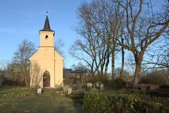 Kapelle in Jager nahe Greifswald, Mecklenburg-Vorpommern, Deutschland Stockbilder