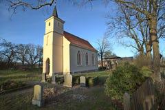 Kapelle in Jager nahe Greifswald, Mecklenburg-Vorpommern, Deutschland Stockfoto