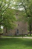 Kapelle in Rothenburg-ob der Tauber lizenzfreies stockbild