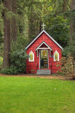 Kapelle Str.-Anns im Holz, Portland ODER. Stockfoto