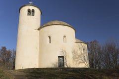 Kapelle Str.-Georges auf MontierungRip Stockbilder