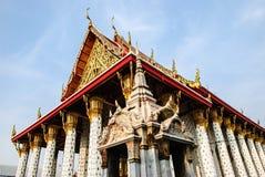 Kapelle (Ubosot) von Wat Arun Lizenzfreie Stockfotografie