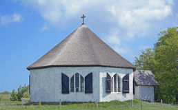 Kapelle, Vitt, Kap Arkona, Ruegen-Insel, Deutschland Lizenzfreie Stockbilder