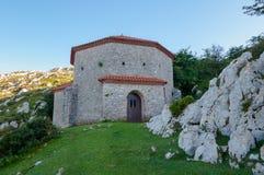 Kapelle von Santiago lizenzfreie stockfotos