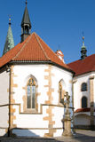 Kapelle von St George in Litovel Stockbild