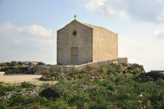 Kapelle von St. Mary Magdalene, eingebaut im 17. Jahrhundert, Malta Stockfotos