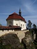 Kapelle von Valdstejn Lizenzfreie Stockfotos