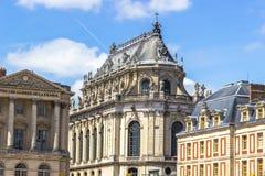 Kapelle von Versailles, Frankreich Stockfotos