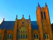 Kapellet Arkivbild