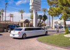 Kapellet av blommorna Las Vegas Nevada Royaltyfri Fotografi