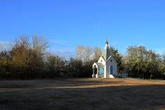 Kapellet av den Cosacs minnesmärken Fotografering för Bildbyråer