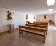 Kapellet av den Monumento aosen Combatentes gör Ultramar arkivfoton