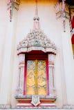Kapellet av Wat Bancheetrun Arkivbilder